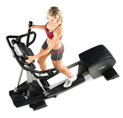 elliptical trainer inmotion walmart compact