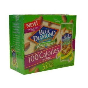 Blue Diamond 100 Calories Snack packs