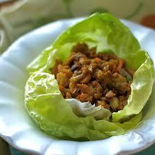 Lettuce Chicken Wraps Low Calorie