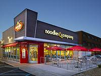 Noodles Restaurant healthy food