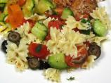 low calorie pasta salad
