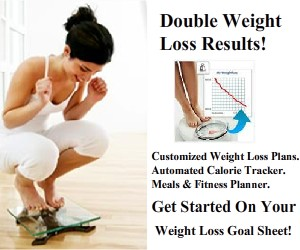 Weight Loss Plan & Goal Sheet