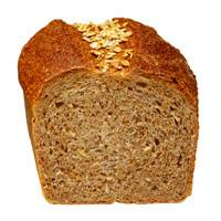 high fiber food - whole wheat bread