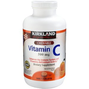 Vitamin C helps reduce belly fat