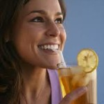 Lose Weight With Iced tea