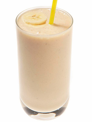 Whey-Weight-Loss-Banana-Almond-Smoothie