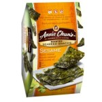 Seaweed Snacks, Roasted Wasabi – Healthy Diet Snacks