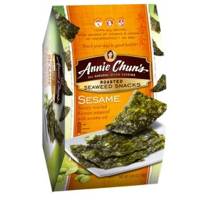 Seaweed Snacks Roasted Wasabi Reviews Diet Snack