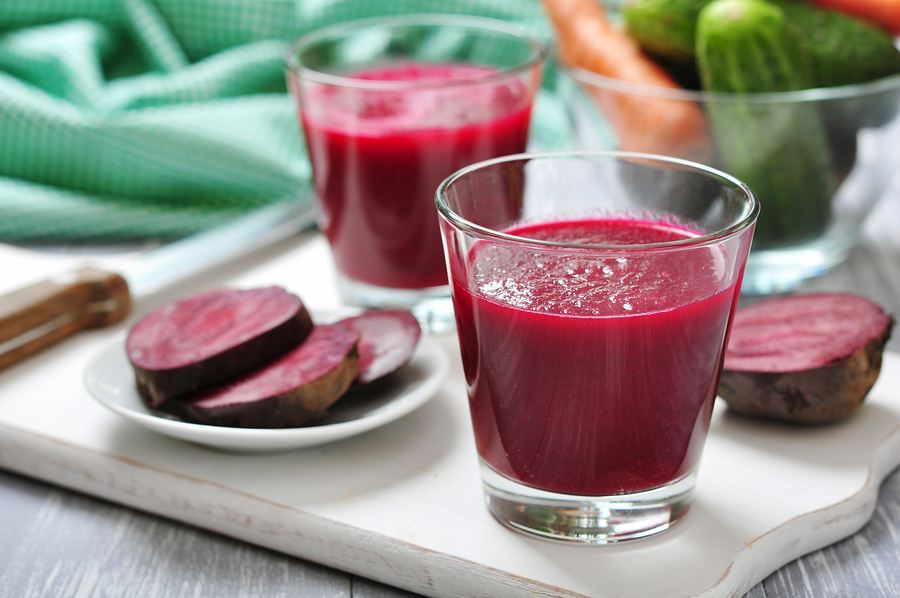 Fat Burning Beet Smoothie