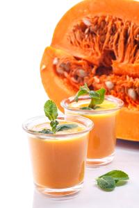 Sweet Pumpkin Smoothies